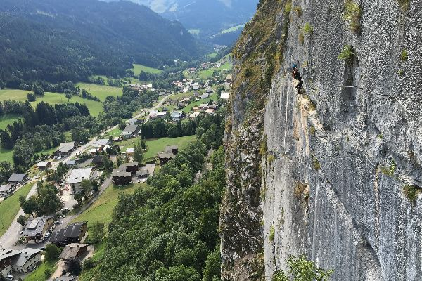 Via Ferrata Nord | Team Nord